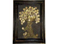 Декаротивное панно «Денежное дерево» mini