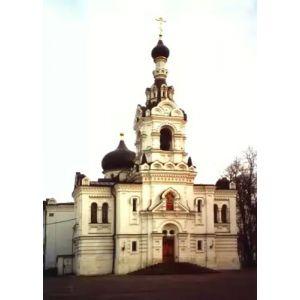 Православные храмы Москвы /Волков А./