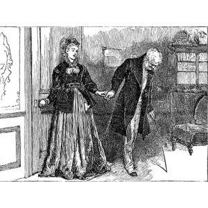 Муж и жена. В 2 томах /Коллинз У./