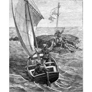 Короли океана. В 2 томах /Эмар Г./